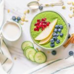 Winter Smoothie Bowl. This is the perfect healthy breakfast.